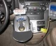 Joystick a 4 vie per la guida delle autovetture