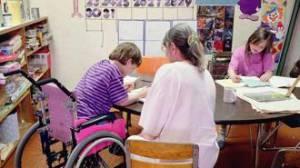 Aumentano gli alunni disabili nelle scuole italiane
