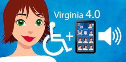 Virginia aiuta disabili: la app per la sintesi vocale
