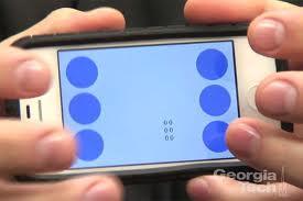 Non vedenti e Iphone, arriva l'app Brailletouch