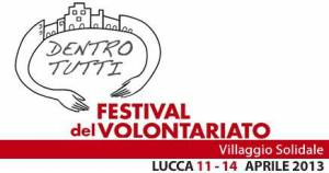 Logo del Festival del Volontariato 2013
