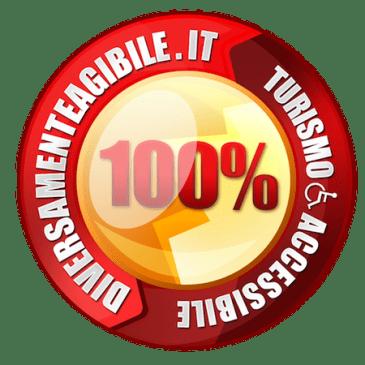Logo associazione Diversamenteagibile per il turismo accessibile