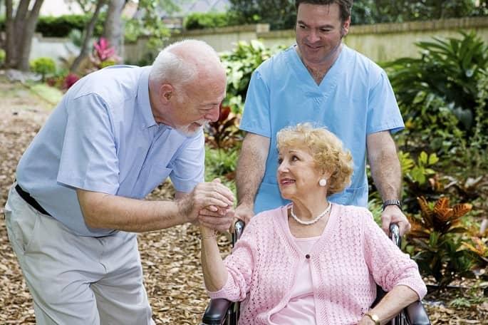 Assistenza persona anziana