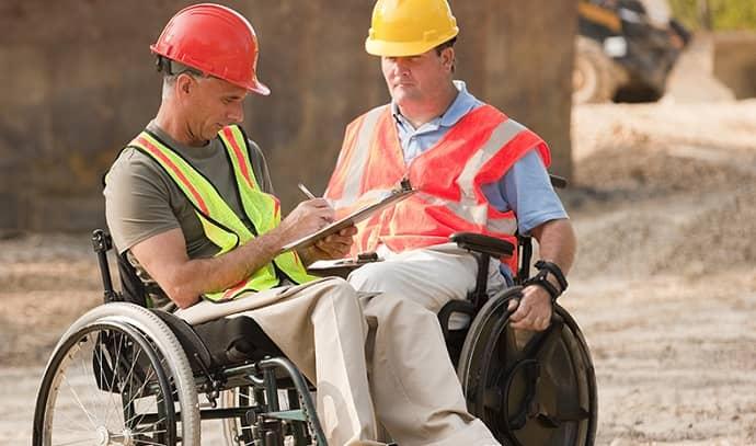studio sui lavoratori disabili