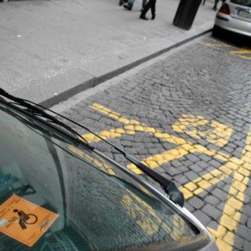 Pass per Parcheggio disabili