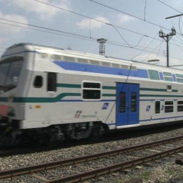 Svedese blocca treno senza pedana