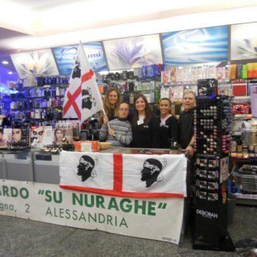 Contact al circolo nuraghe di Alessandria