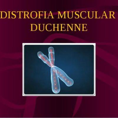 Locandina sulla Distrofia Muscolare di Duchenne