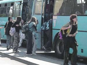 Autobus per studenti
