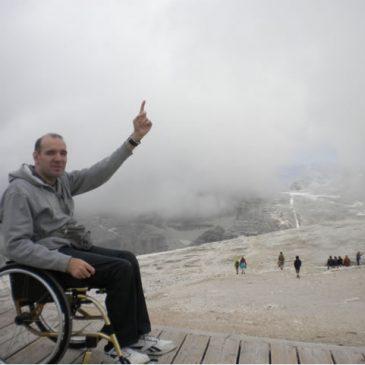 Intervista a disabile Fabio Panozzo