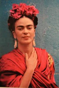 Frida Kahlo prima dell'incidente
