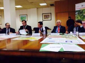 Conferenza stampa di presentazione A Chent'Annos
