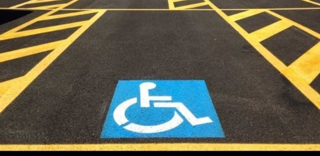 Percheggio per invalidi