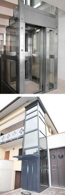 installazione esterno interno
