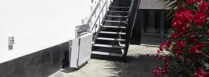 Montacarichi scale per disabili