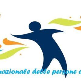 03 dicembre 2018: la Giornata internazionale delle persone con disabilità