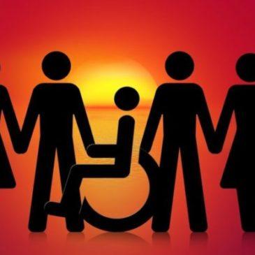 Chi ha diritto alla legge 104? Il disabile e i familiari che lo assistono.