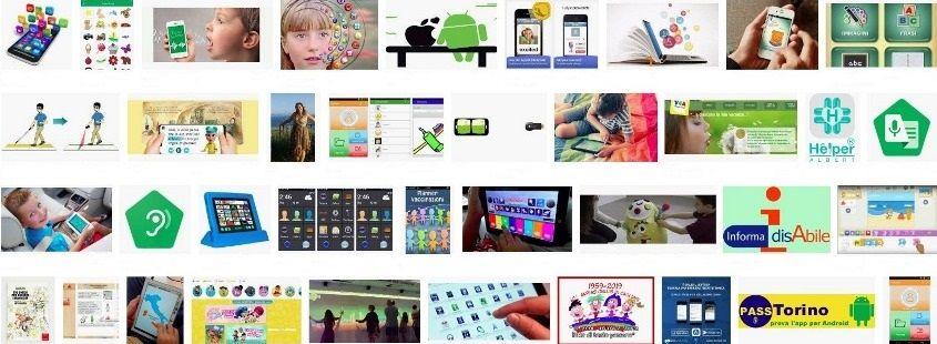 App per bambini disabili